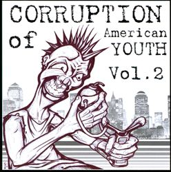 Corruption of American Youth Vol 2 Cd
