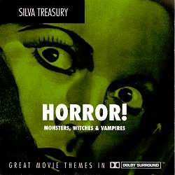 Various Horror Horror Monster Witches And Vampires CD