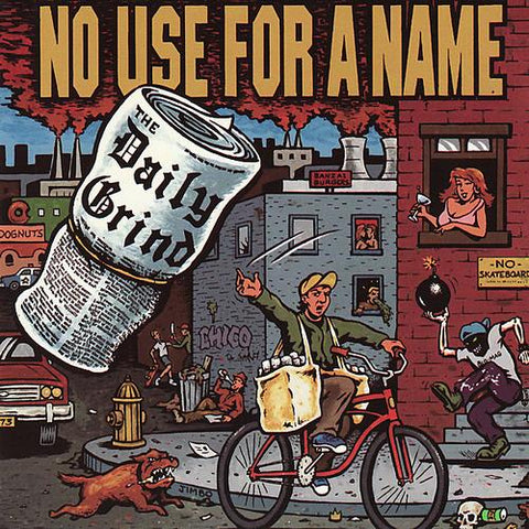 No Use For A Name The Daily Grind CD