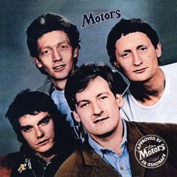 The Motors Approved by the Motors CD