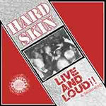Hard Skin Live Loud Skinhead CD
