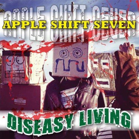 Apple Shift Seven Diseasy Living CD