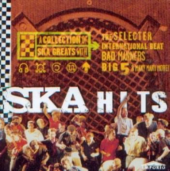 Ska Hits CD