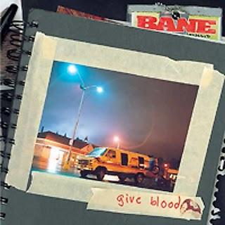 Bane Give Blood CD
