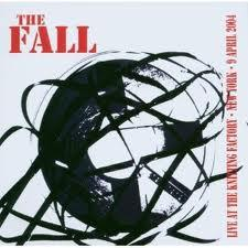 The Fall Live At The Knitting Factory Punkcast 2004 CD
