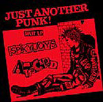 Spikey Joys / The Attacked Split CD CD