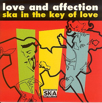 Love and Affection Ska In the Key Of Love Music