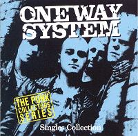 One Way System Singles Collection CD