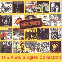 Various Punk Secret Records The Punk Singles Collection CD