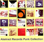 Abstract Records Punk Singles Collection CD