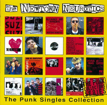 Newtown Neurotics Punk Singles Collection CD