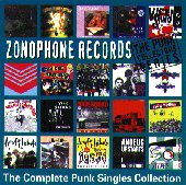 Zonophone Records Punk Singles Collection CD