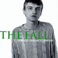 The Fall Oswald Defence Lawyer CD