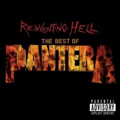 Pantera The Best Of CD