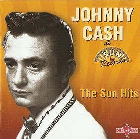 Johnny Cash The Sun Hits Music