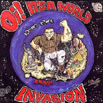Various Oi A World Invasion CD