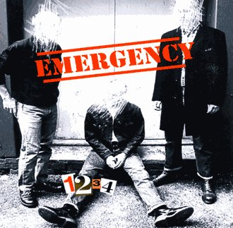 Emergency 1 2 3 4 CD