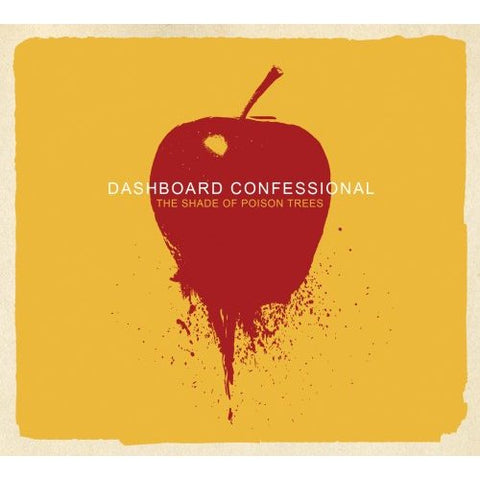 Dashboard Confessional The Shade Of Poison Trees Music
