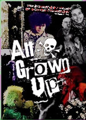 All Grown Up DVD