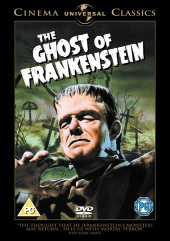 The Ghost Of Frankenstein Cult Movie