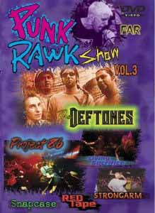 Various Punk Punk Rawk Show Volume 3 DVD