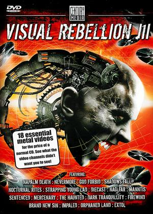 Visual Rebellion DVD 3 DVD