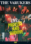 Varukers The Protest and Survive DVD