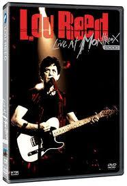 Lou Reed Live At Montrex DVD
