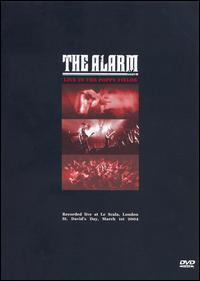 The Alarm Libe In the Poppy Fields DVD