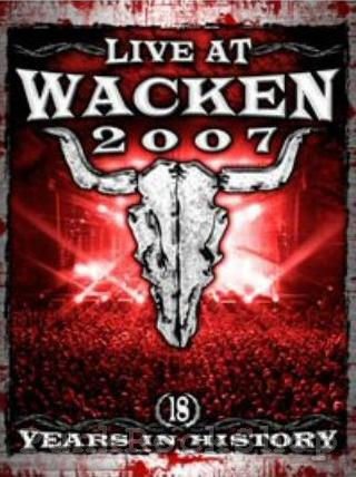 Live At Wacken 2007 DVD