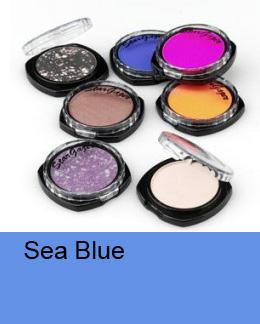 Stargazer Powder Florescent Sea Blue MakeUp