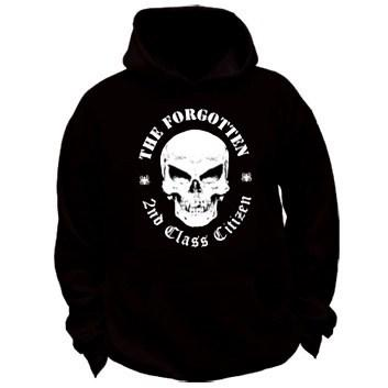 The Forgotten Skull Mens Hoodie