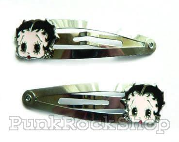 Hair Clips Betty Boop Hair Clips Hair Accessorie