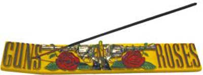 Guns N Roses Incense Burner Incense Burner
