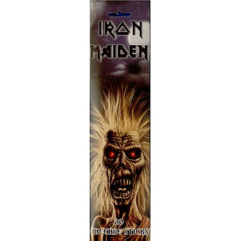 Iron Maiden First Album Incense Burner