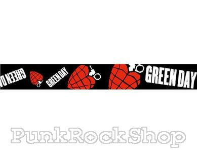 Green Day Grenade Lace