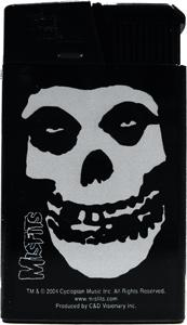 Misfits Skull Large Lighter