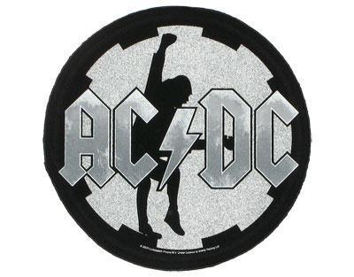 AC/DC Angus Cog Backpatche