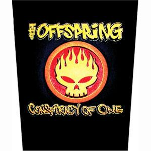 Backpatch The Offspring Conspiracy Of One Backpatche