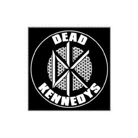 Dead Kennedys Logo Printed Patche