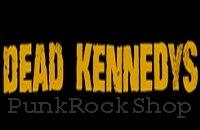 Dead Kennedys Yellow Logo Woven Patche