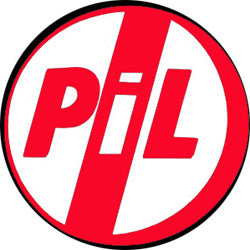 Public Image Limited Logo Cut Out Woven Patche