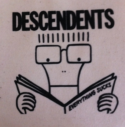 Descendents Everything Sucks Printed Patche