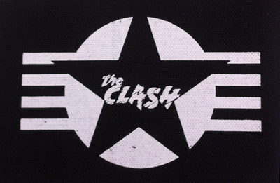 Clash Star Printed Patche