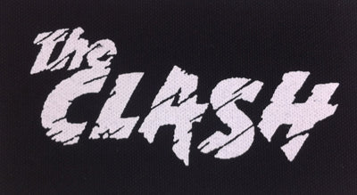 Clash Logo Printed Patche