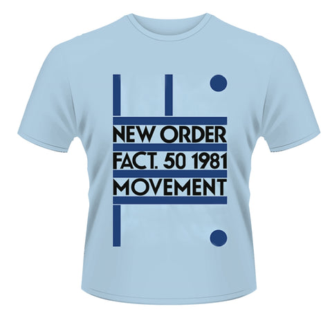 MOVEMENT - Mens Tshirts (NEW ORDER)