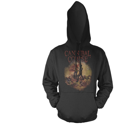 CHAINSAW - Mens Hoodies (CANNIBAL CORPSE)