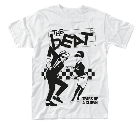 TEARS OF A CLOWN - Mens Tshirts (BEAT, THE)