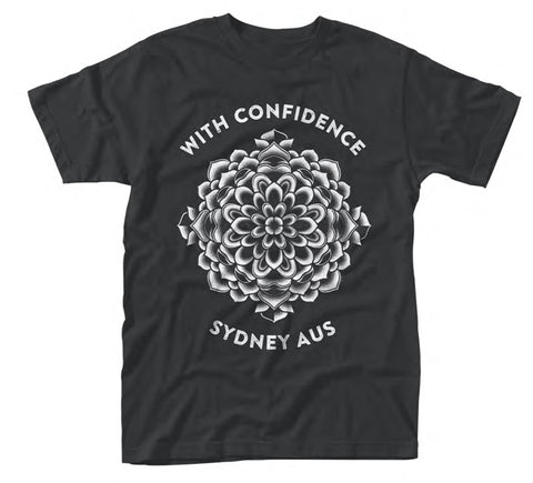 WITH CONFIDENCE - Mens Tshirts (WITH CONFIDENCE)