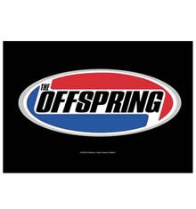 Offspring Logo Oval Textile poster Poster
